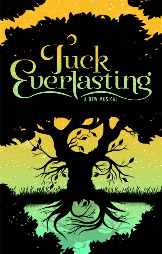 Tuck Everlasting Book Cover Pictures : Tuck everlasting title design